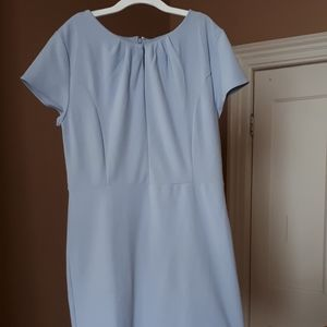 Banana Republic lines dress